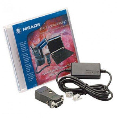 Meade PC-Kabel und Software Nr 506 für Autostar 494