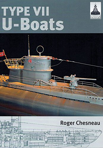 Navy U-boat Type - Shipcraft 4 - Type VII U-Boats