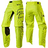 2017 Shift Recon Ride Pants-Flo Yellow-28
