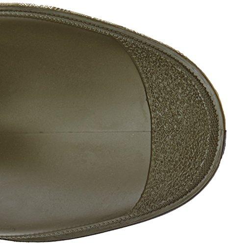 Dunlop Pricemastor Pvc Welly / Bottes Pour Femmes Vert