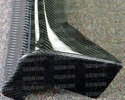 Drift Style Side Skirts (SEIBON TP-style carbon fiber side skirt > 1992-1995 Honda Civic)