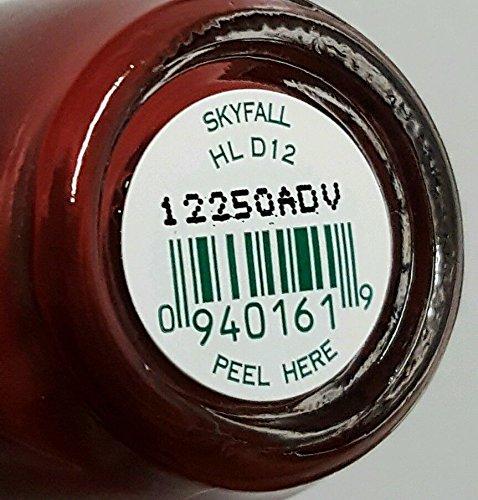 james bond nail polish - 1