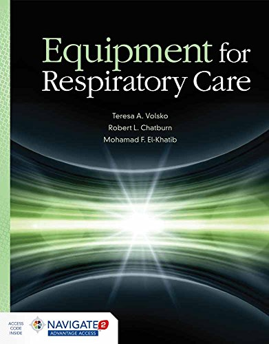 Equipment for Respiratory Care by Jones & Bartlett Learning