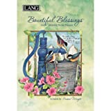 "Best Lang Blessings - LANG - 2018 Monthly Pocket Planner - ""Bountiful Review"