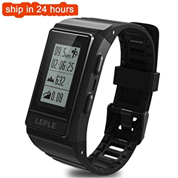 FANZIFAN Reloj Inteligente Smart Watch Hombres GPS Pulsera ...
