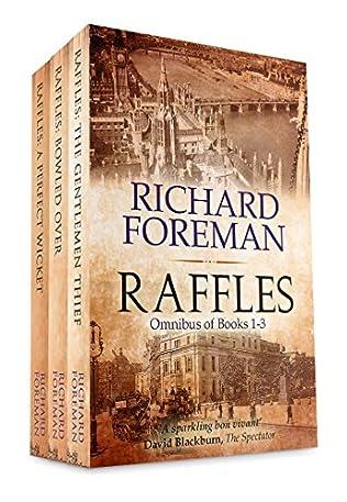 book cover of Raffles: Omnibus 1