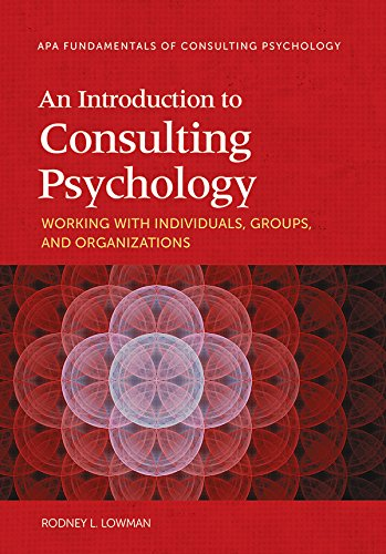 An Introduction to Consulting Psychology