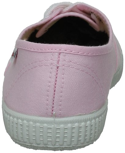 Inglesa rosa Femme Baskets Victoria Rose Lona Mode BvR66x
