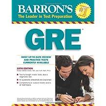 Barron's GRE