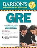 Barron's GRE, Sharon Weiner Green and Ira K. Wolf, 0764142003