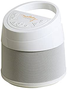 Soundcast MLD414 Melody Wireless Bluetooth Speaker - White (Certified Refurbished)