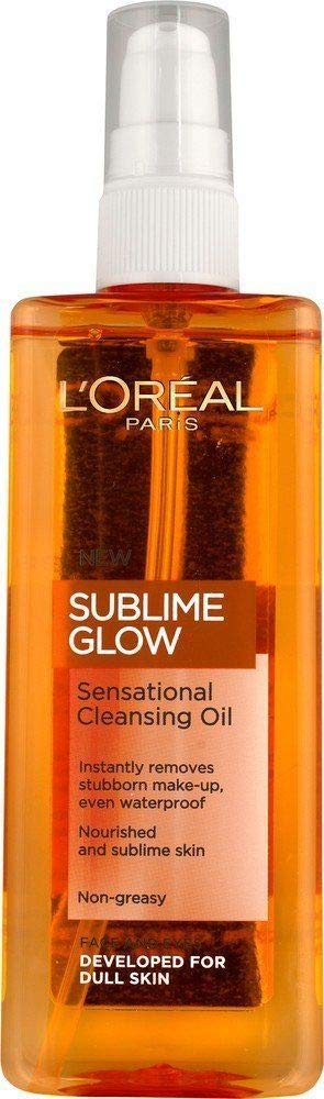 L'oreal Sublime Glow Sensational Cleansing Oil 150ml L' oreal