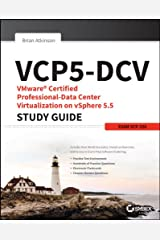 VCP5-DCV VMware Certified Professional-Data Center Virtualization on vSphere 5.5 Study Guide: Exam VCP-550 Paperback