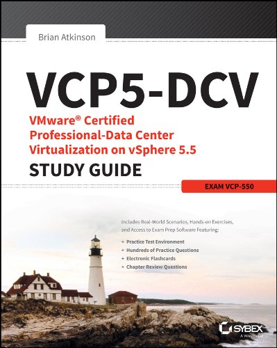 (VCP5-DCV VMware Certified Professional-Data Center Virtualization on vSphere 5.5 Study Guide: Exam)