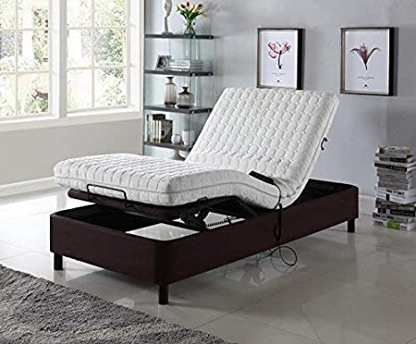 Amazon.com: Home Life eléctrico ajustable Plataforma marco ...