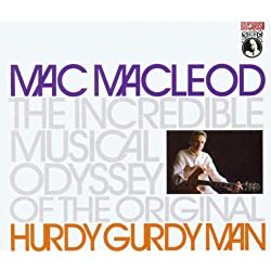 Incredible Journey of the Original Hurdy Gurdy Man