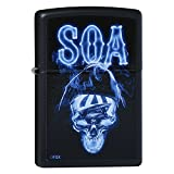 Zippo 29317 SOA Lighters Made in USA South Korea Version