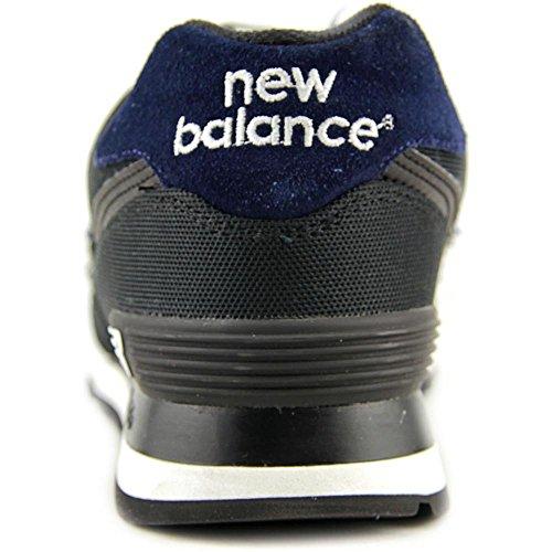 New Balance ML 574 POK Black Navy Größe: 11(45) Farbe: Black