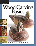img - for Wood Carving Basics by David Sabol (2008) book / textbook / text book