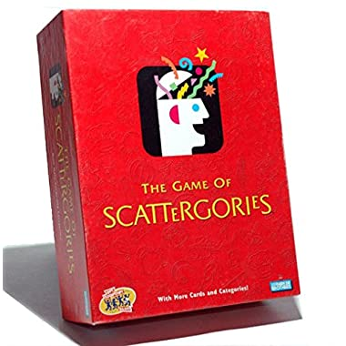 The Game of Scattergories (2003 Edition)