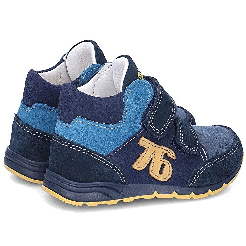 Bleu Garçon Baskets Pour Blu Primigi Blu light q1fRPPtF