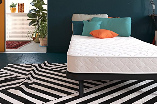 """Signature Sleep 6"""" Coil Mattress made with CertiPUR-US certified foam, Twin by Signature Sleep"""