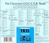 The Christmas S.O.C.C.E.R. Team Accompaniment CD Trax (split/stereo)