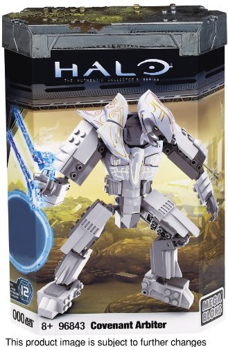 Top recommendation for halo mega bloks figures arbiter
