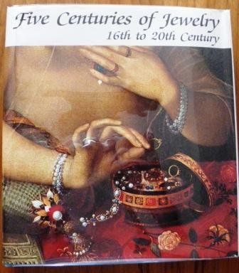 Five Centuries of Jewelry in the West, Jan Lanllier; Marie-Anne Pini