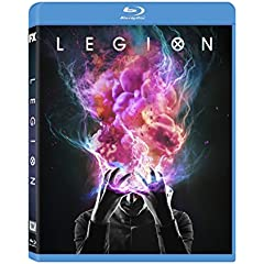 LEGION Season One arrives on Blu-ray and DVD March 27 With Limited Edition Book and Extras from Fox