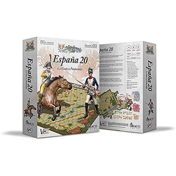 Draco Ideas España 20, Multicolor (BGESPA20): Amazon.es: Juguetes ...