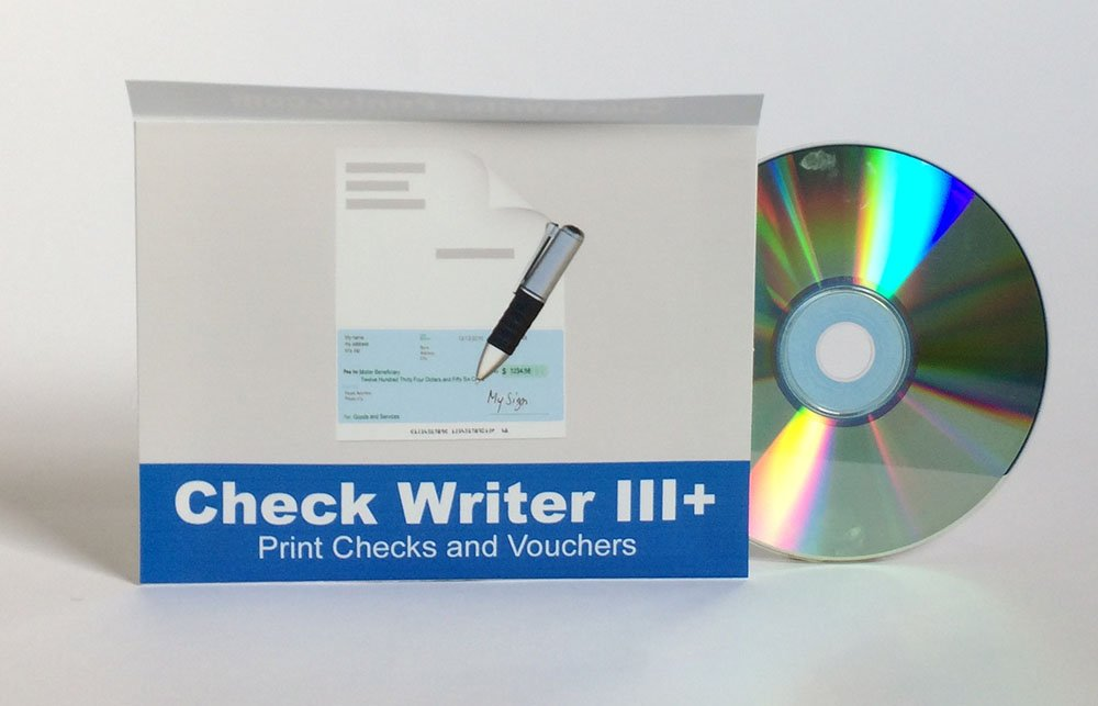 Check Writer III+ - Check Printing Software for Windows. Exclusive : Print checks and their cover letter on the same page.