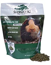 Sherwood Pet Health Adult Guinea Pig Food Timothy Pellet