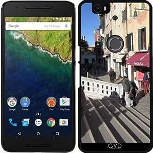 Funda para Google Nexus 6P (Huawei) - Canal De Venecia by Cadellin