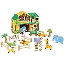 Janod Story Box Safari Set
