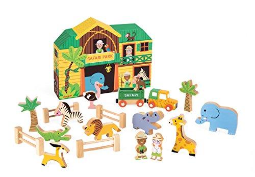 - Janod Story Box Safari Set