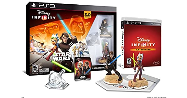 Disney Infinity 30 Edition Starter Pack