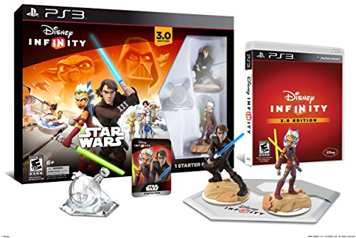 (Disney Infinity 3.0 Edition Starter Pack - Playstation 3)