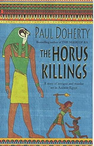 book cover of The Horus Killings