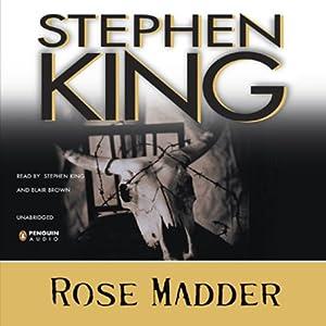Stephen King - Rose Madder Audiobook Free Online