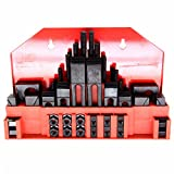 "HFS (Tm) 52pc 11/16"""" Slot ,5/8""-11 Stud HOLD DOWN CLAMP CLAMPING SET KIT BRIDGEPORT MILL"