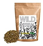 Wild Herbal #3 Lemon-Pep Tea Blend by Wild Foods - 5 Ingredient Tea with Peppermint, Lemongrass, Spearmint, Lemon verbena and Lemon Balm, 100% Natural