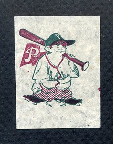 1950's Miniature Team Tattoos Philadelphia Phillies EX-MT 353290 Kit Young Cards