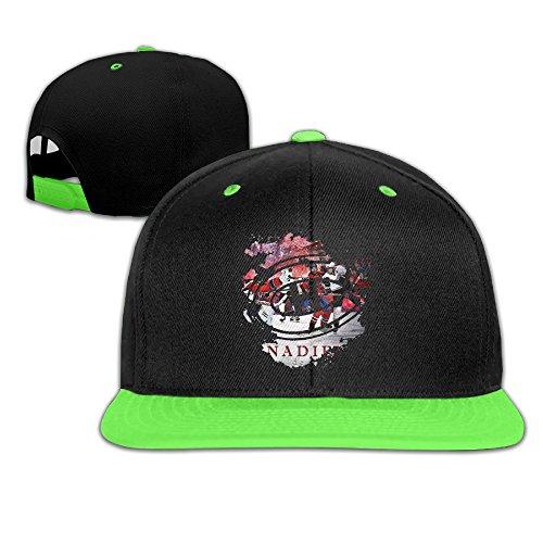bff-hip-hop-hats-fashion-baseball-cap-comfortable-montreal-canadiens-hat-kellygreen