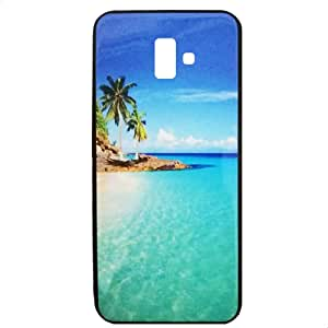 Back Cover For Samsung Galaxy J6 Plus 2018, Multi Color