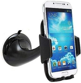 Soporte para Smartphone especial coche negro con ventosa ...