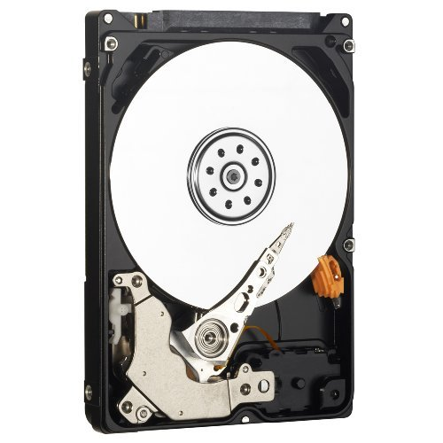 (Western Digital Scorpio Blue 750 GB SATA 5400 RPM 8 MB Cache Bulk/OEM Notebook Hard Drive - WD7500BPVT)