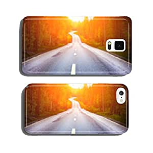 Country road cell phone cover case iPhone5