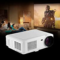 LightInTheBoxPowerful 3D Smart Projector Full Hd Business Portable Projector 1080p Projector LED Long Throw Projector Color= White