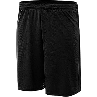"""A4 Youth 7"""" Cooling Performance Power Mesh Practice Shorts"""